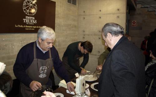 Mercatrufas de Soria 2015