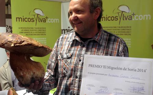 Alejandro Gómez, el ganador
