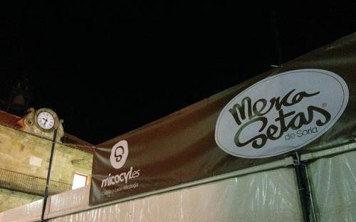 Mercasetas de Soria, 25-27 de octubre de 2014