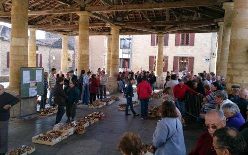 Visita técnica a Dordoña (Francia). 4-6 octubre de 2013