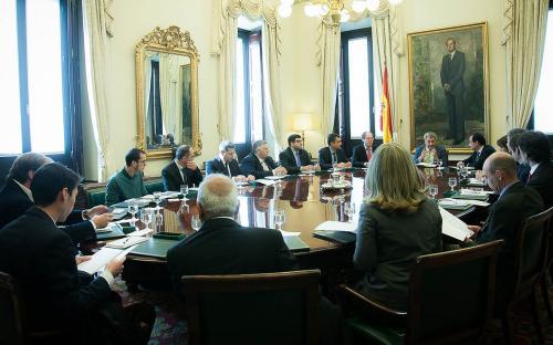 Presentación del 'European Mycological Institute' en el Congreso de los Diputados