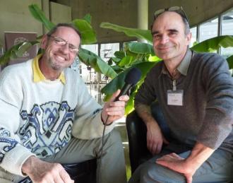 Alain Chapillon et Jean Rondet